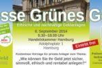 Messe Grünes Geld Handelskammer Hamburg