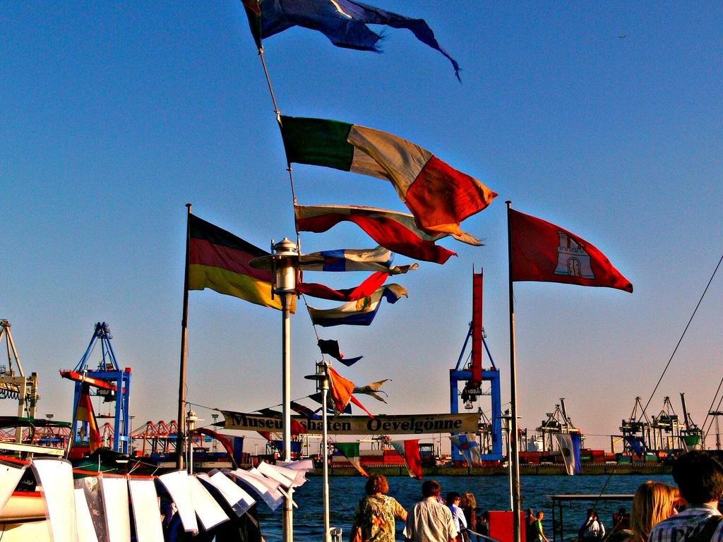 Veranstaltungstipps Wochenende in Hamburg zum Hafengeburtstag 2016
