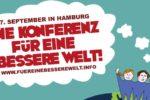 Konferenz für eine bessere Welt