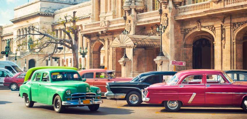 Wenns kälter wird ab nach Kuba