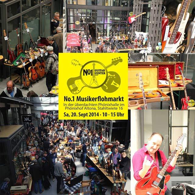 Musikerflohmarkt Ottensen