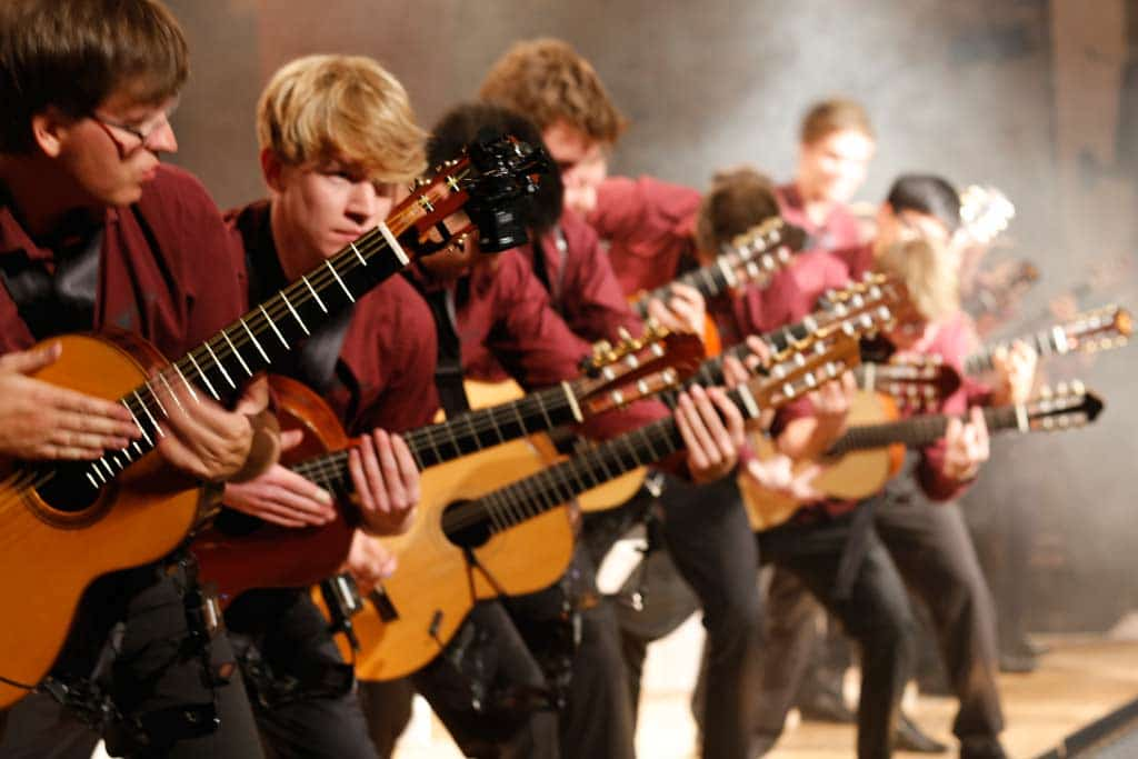 Hamburger Gitarrenfestival vom 29.10. – 01.11.2020 – Die Festivalkonzerte im Livestream