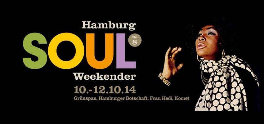 Hamburg Soul Weekender im Oktober