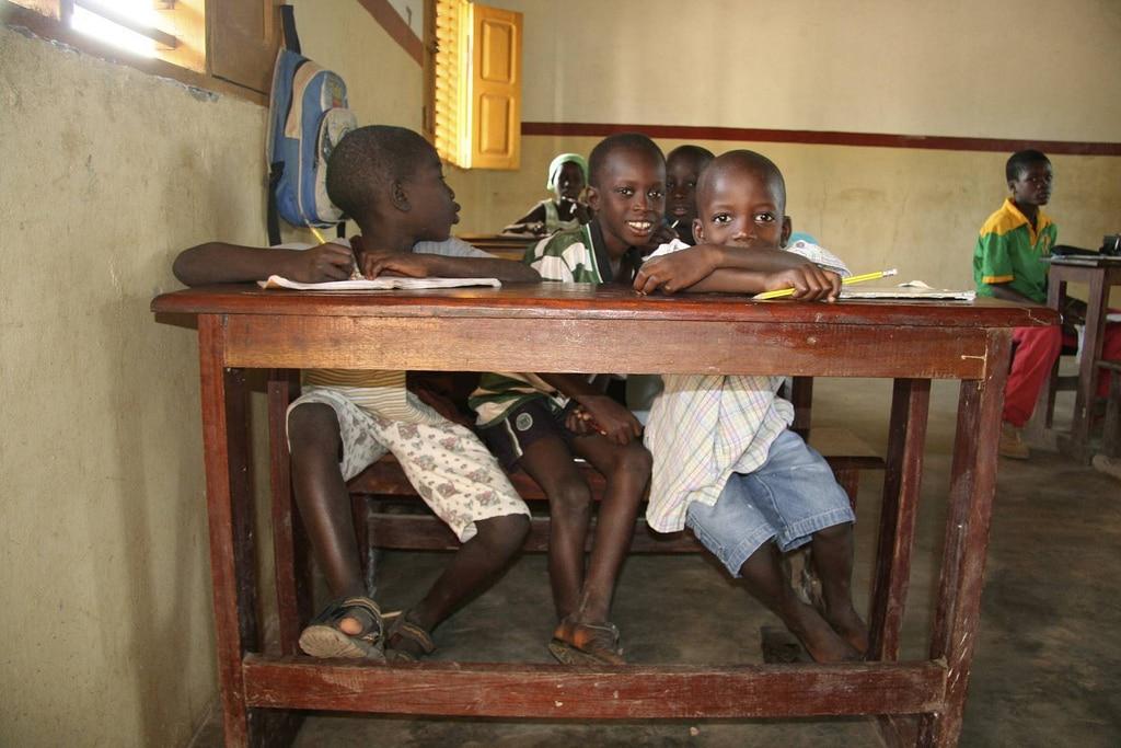 Unterstützung für die SOS-Kinderdörfer