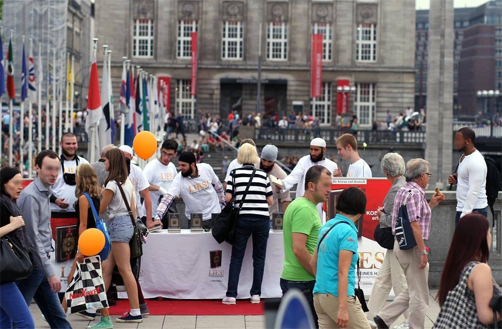 Meinung: Salafisten in Hamburg und der Treffpunkt Ottensen