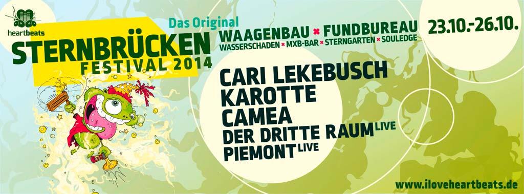 Sternbrücken Festival 2014