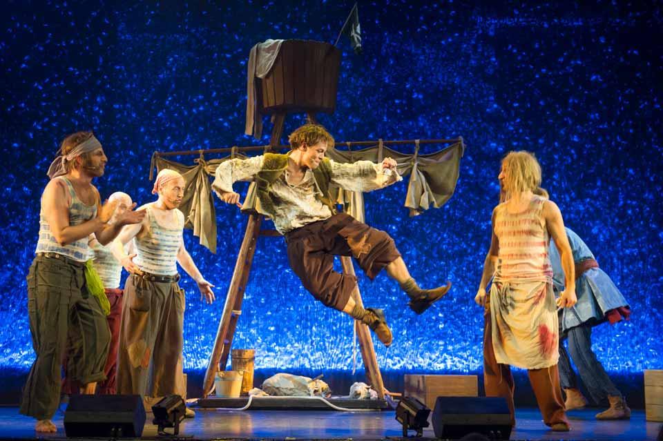 Das Kindermusical Der kleine Störtebecker im Schmidt Theater