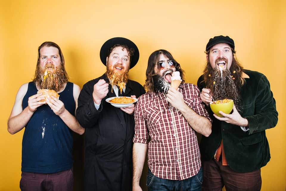 Konzert-Tipp: The Beards im Knust