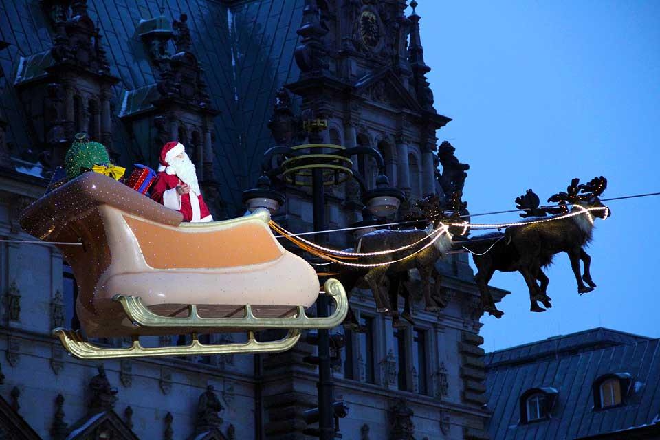 Hamburgs (be)sinnliche Weihnachtsmärkte