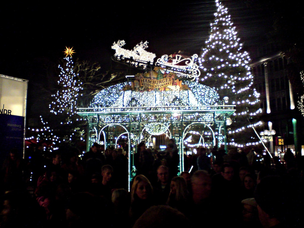 Bücher, Romane, Reiseführer und Kalender – Hamburg-Geschenke zu Weihnachten