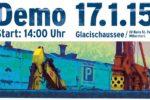 """Demonstration: """"Stadtteil-Ausverkauf - Alles muss raus!"""" - Für bezahlbare Mieten und eine soziale Stadtentwicklung von unten"""