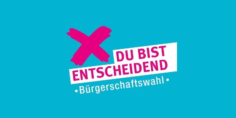 Hamburg-Wahl 2015 – Du bist entscheidend: Wer ich? Wer sonst!