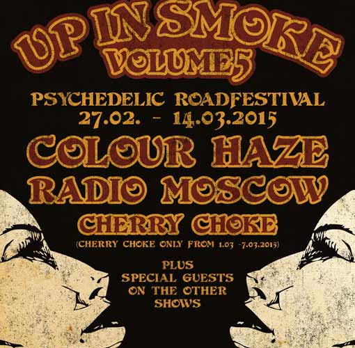Up In Smoke – Roadfestival in der  Markthalle