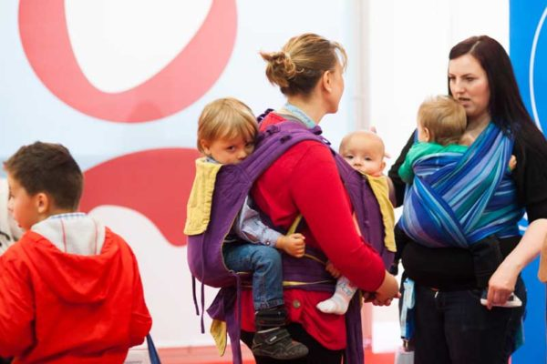 Babymesse BABYWELT in Hamburg