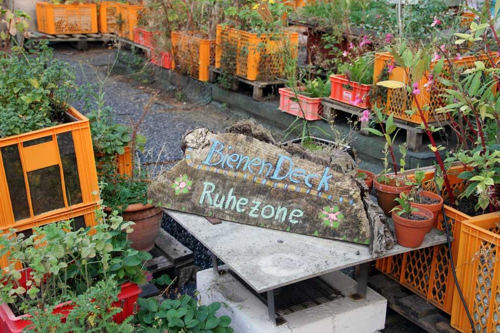 Urban Gardening in Hamburg – grüne Gemeinschafts-Oasen in der Hansestadt