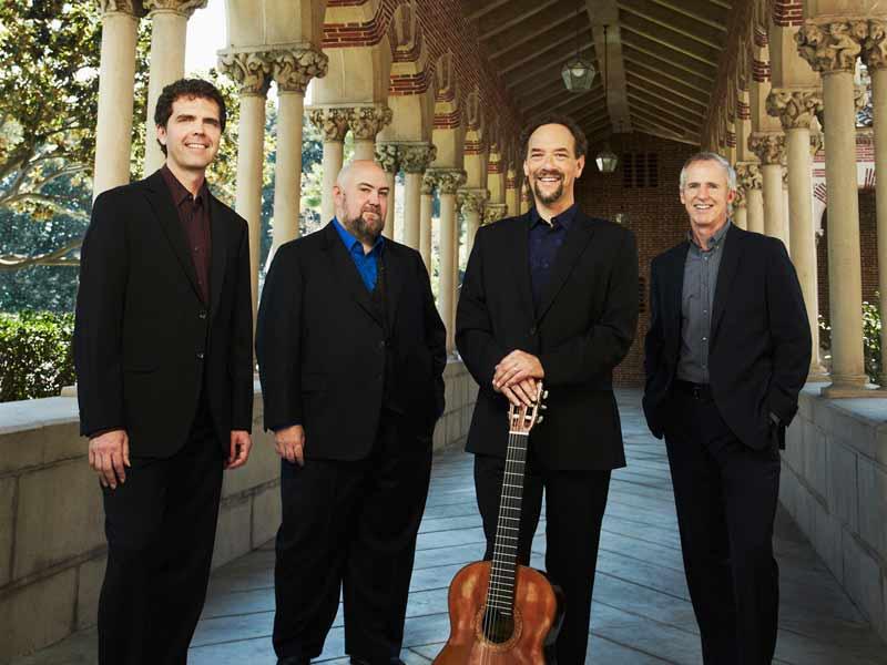Hamburger Gitarrentage: Guitar Heroes aus Los Angeles im Konzert