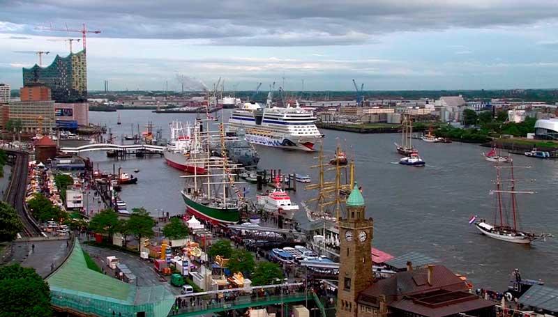 Party, Pötte und Parade – Der Hafen feiert Geburtstag mit dem NDR Fernsehen