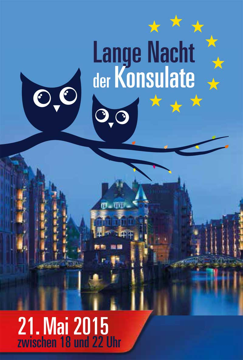Lange Nacht der Konsulate in Hamburg