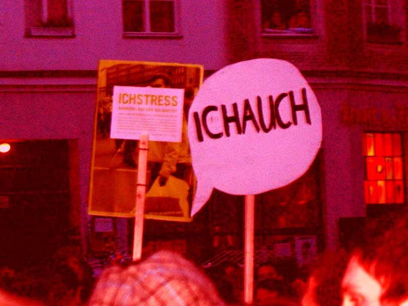 Der 1. Mai in Hamburg  – Demos  am Tag der Arbeit