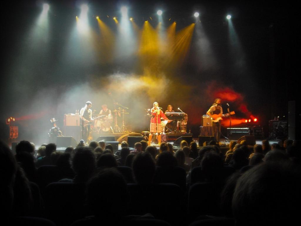Hamburger Bands überzeugen beim Urban Music Network Showcase auf dem Spot Festival in Dänemark!