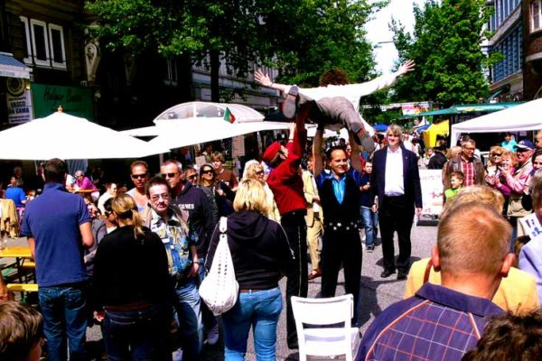 Stadtfest St. Georg in Hamburg