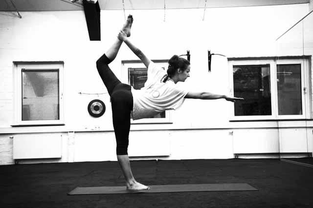 Yoga in Hamburg