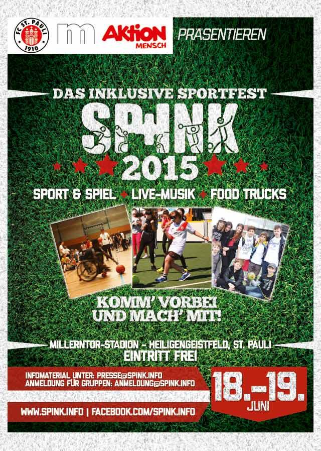 SPINK – Das inklusive Sportfest