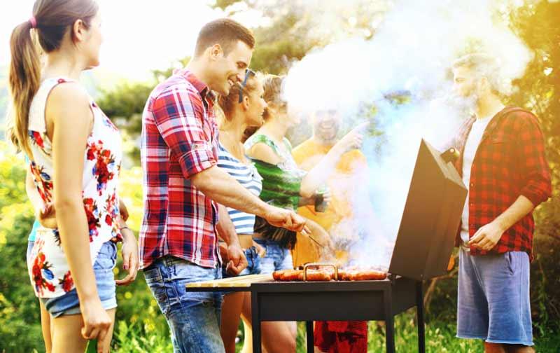 Sommer, Sonne, Feiern  — die besten Ideen für eine gelungene Sommerparty