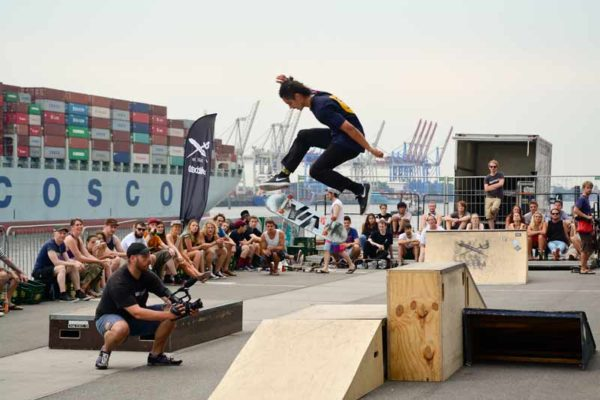 Surf & Skate Festival 2015 in Hamburg