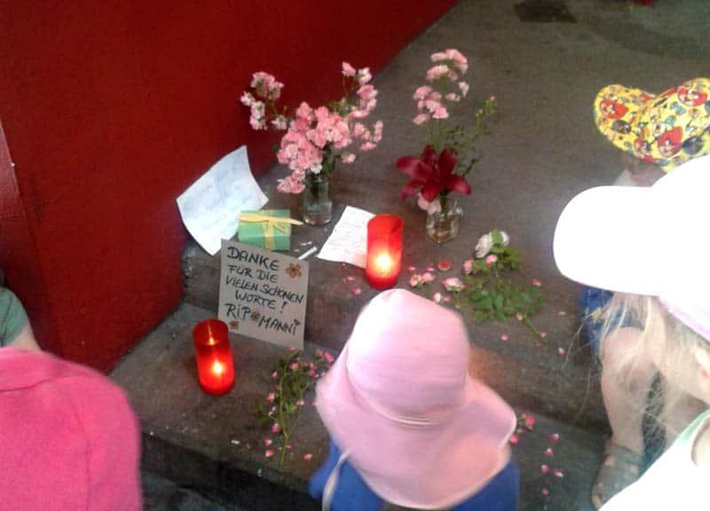 Obdachloser in den Zeisehallen: Manni ist tot