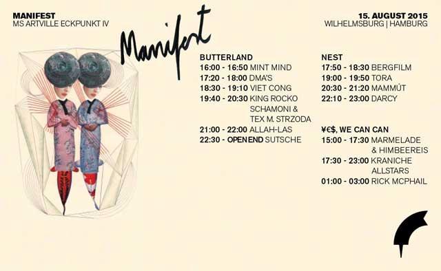 Manifest - Party @ Artville