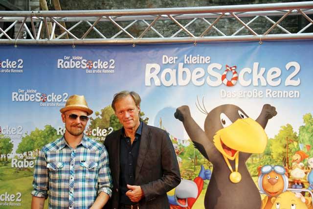 Jan Delay und Gerd Delling