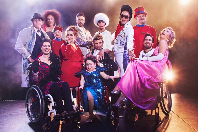 Inklusion, die begeistert: Grand Hotel Vegas Musicaltour