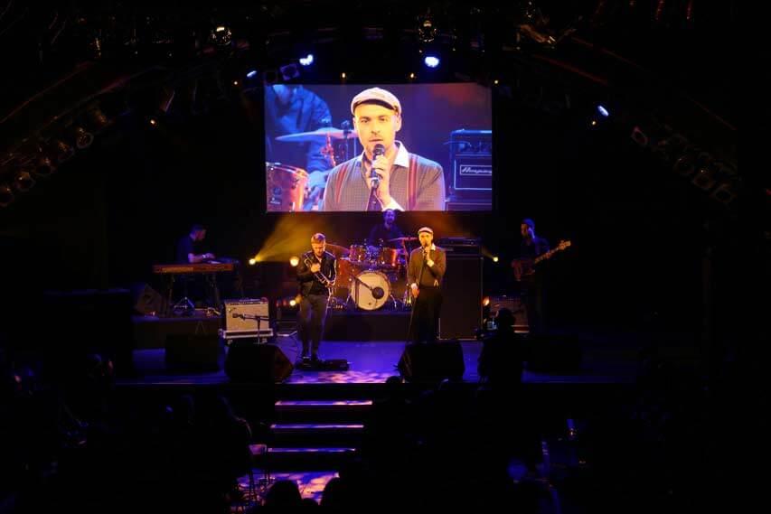 Hamburger Musikpreis HANS verliehen – Deichkind, 'Pisse', Jazz und Electro