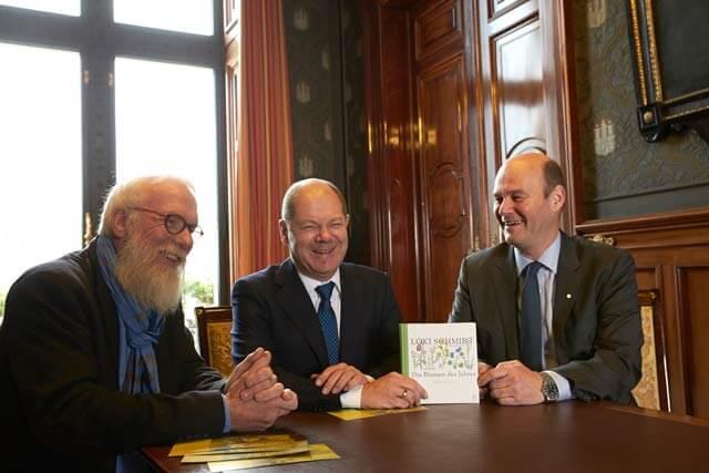 Zu Loki Schmidts Geburtstag lädt die Loki-Schmidt-Stiftung ihr zu ehren ins Loki-Schmidt-Haus