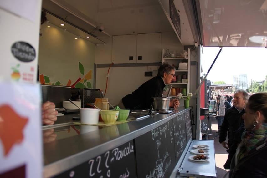 Food Truck Festival #3 auf dem Spielbudenplatz