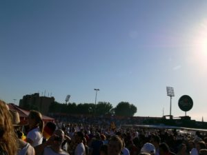 Euro 2016 – Public Viewing in Hamburg