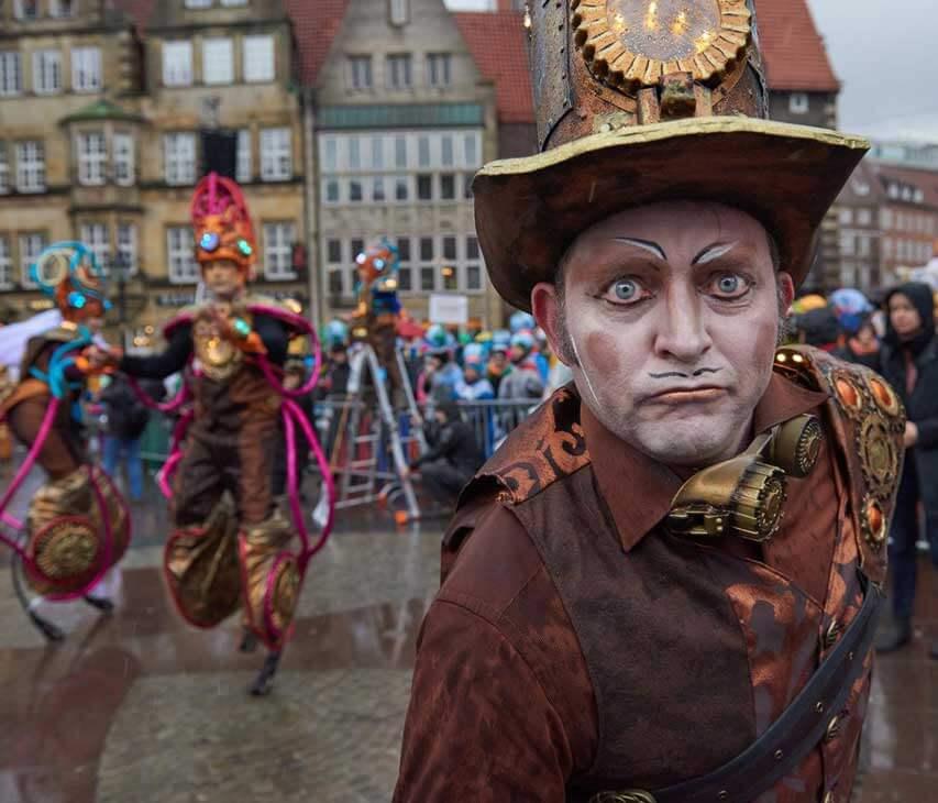 STAMP Festival der Straßenkünste zur altonale