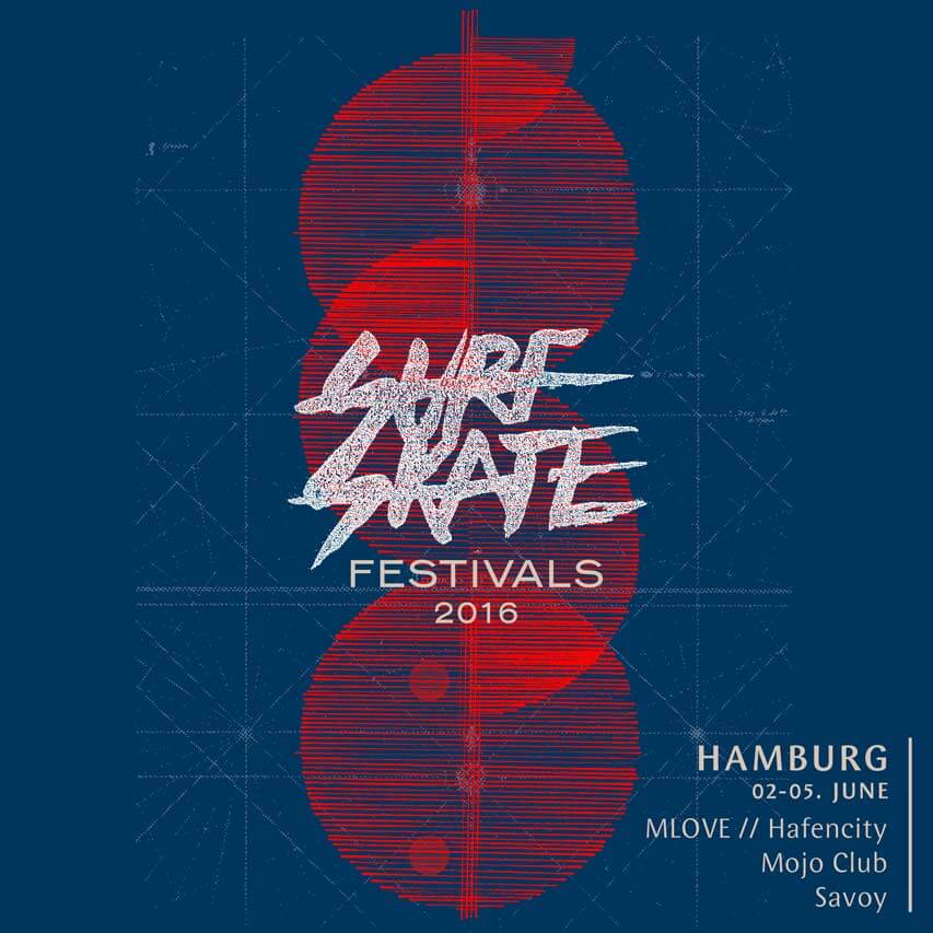 Das Surf & Skate Festival in Hamburg