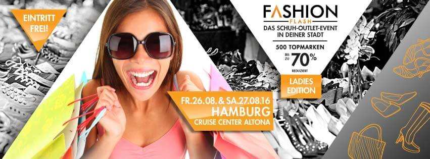 Fashion Flash Outlet im Cruise Center Hamburg