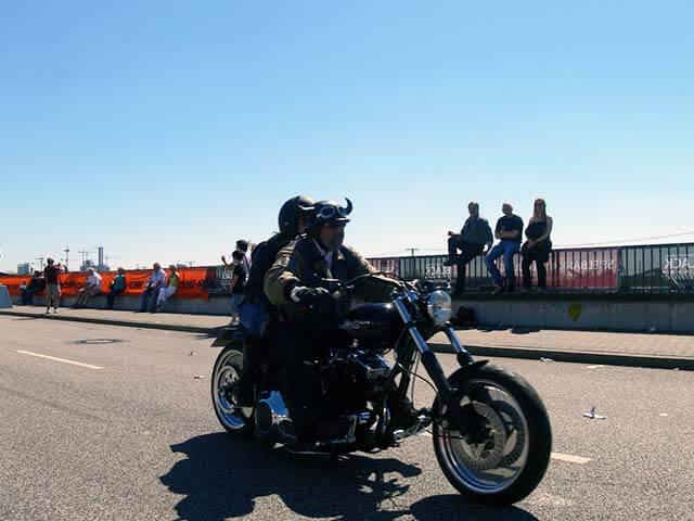 Motorrad ahoi – mit dem Bike an der Küste entlang