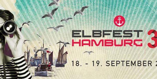 Elbfest Hamburg Poster