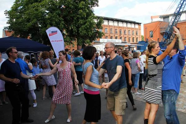 Swingtanzen: Lindy Hop in Barmbek
