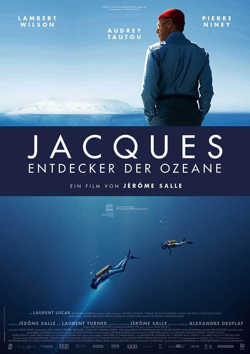 Kinotipp: Jacques – Entdecker der Ozeane