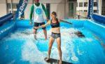Am 10. Dezember öffnet Deutschlands erstes Surf-Café mit den Surf-Days im Beach Hamburg