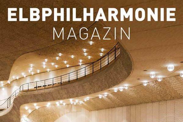 Das Elbphilharmonie Magazin