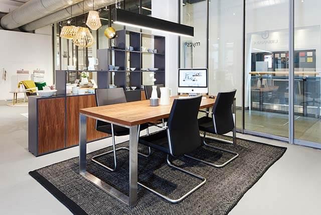 Modulare Möbel und persönliches Design bei mycs im Stilwerk