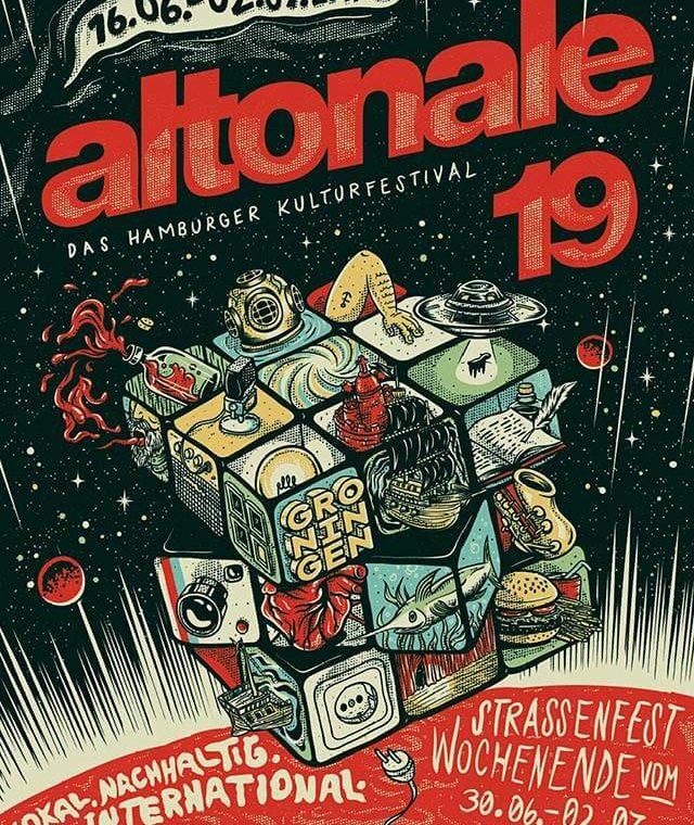 altonale Plakatwettbewerb 2017