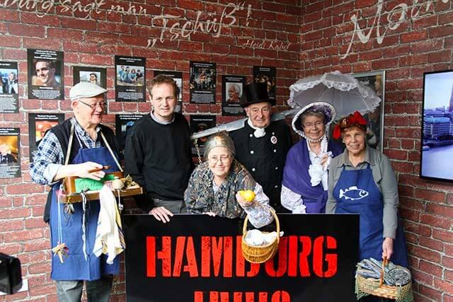 Das neue Hamburg Huus an den Vorsetzen