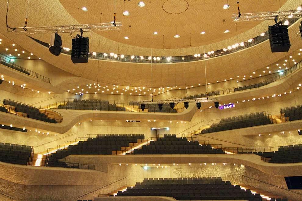Maximal minimal Festival in der Elbphilharmonie